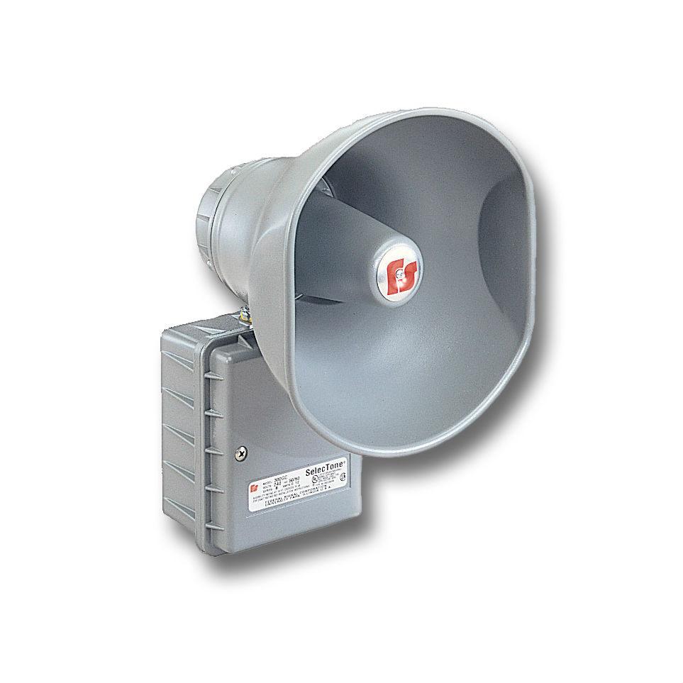 300gcx selecttone hazardous location audible signal procon