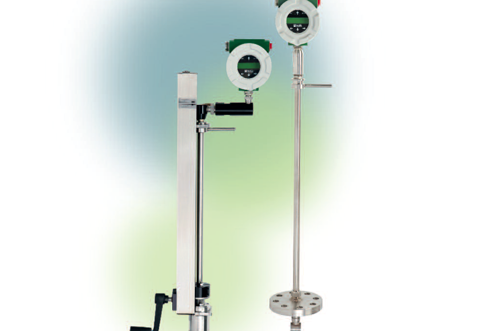Pro-V Insertion Vortex Flowmeter Model: M23