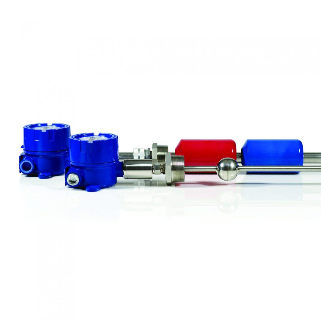 Magenetostrictive Liquid Level Sensor