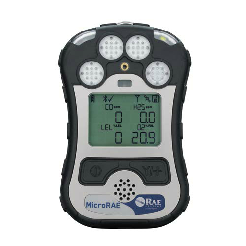 MicroRAE Wireless 4-Gas Monitor