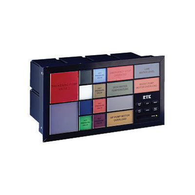 725 Programmable Alarm Annunciator