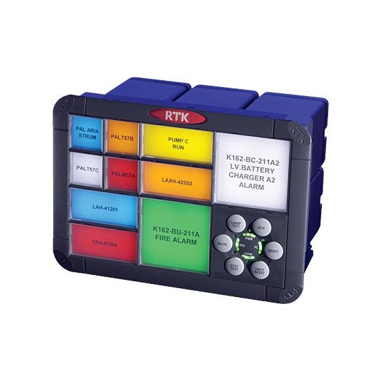 Series 725B Combined Alarm Annunciator/Event Recorder