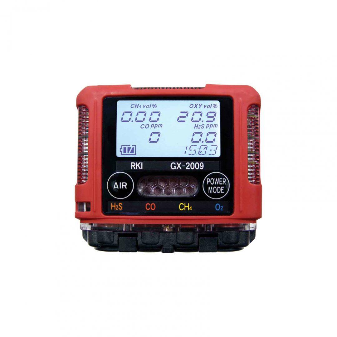 RKI GX-2009 Personal Gas Detector