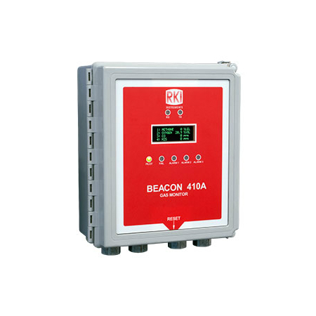 Beacon 410A Four Channel Wall Mount Controller