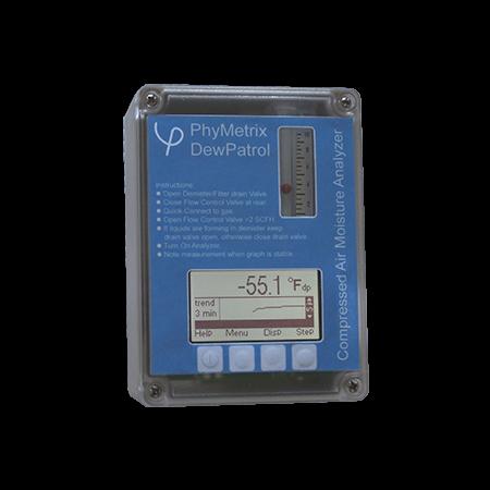 DewPatrol Compressed Air Moisture Analyzer