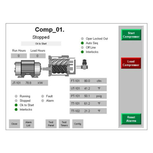 ECT AirPAC Plant Air Control System Brochure