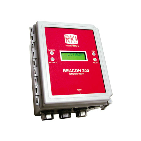 Beacon 200 Two Channel Wall Mount Controller