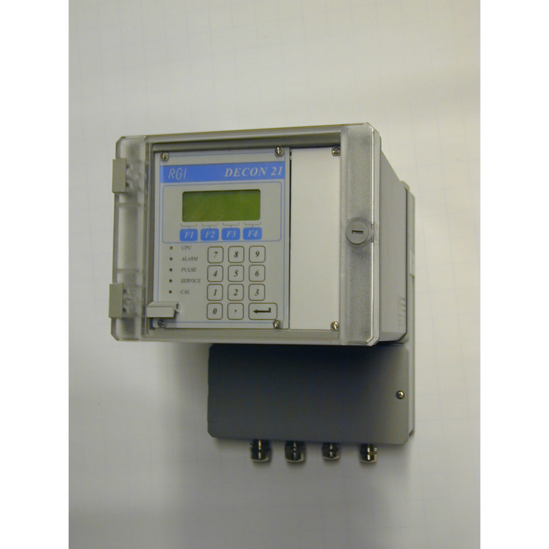 RGI K40/POCON 21 Radiometric Density Analyser