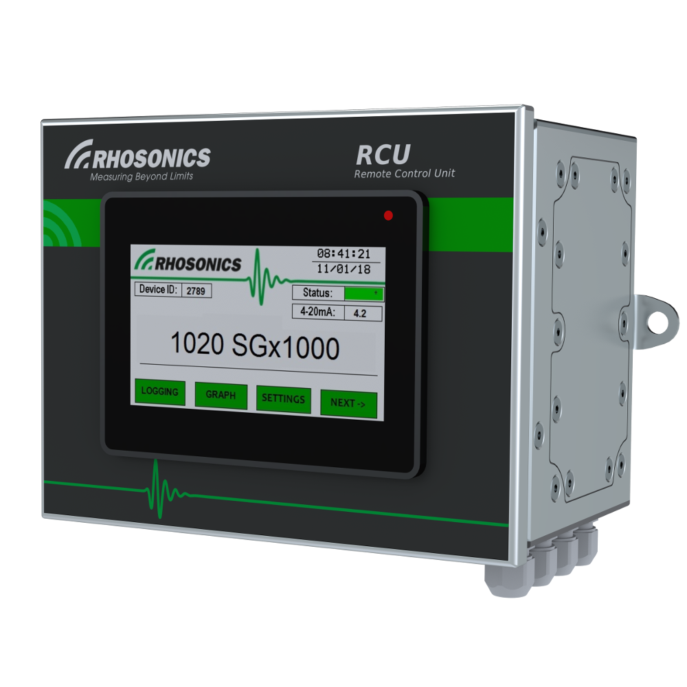 Rhosonics RCU (Remote Control Unit)