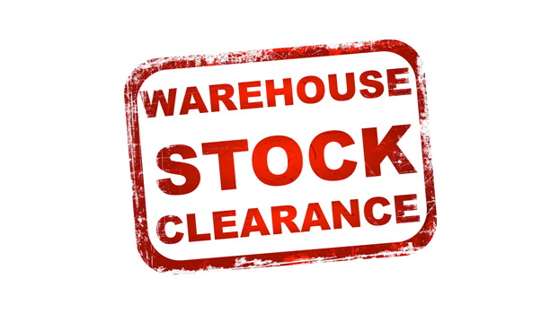 Warehouse Clearance Sale