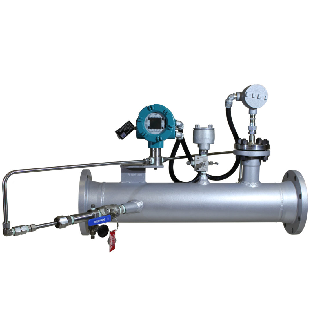 LPGX1 Gas PSignature Series Ultrasonic Flowmeter