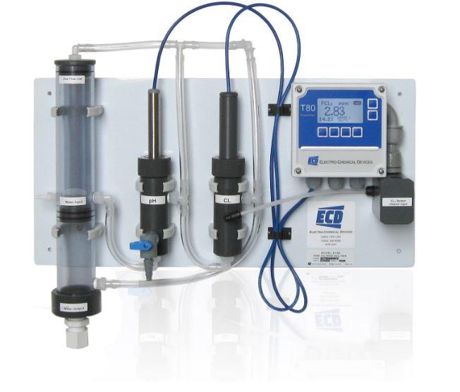 Model FC80 Free Chlorine Analyzer