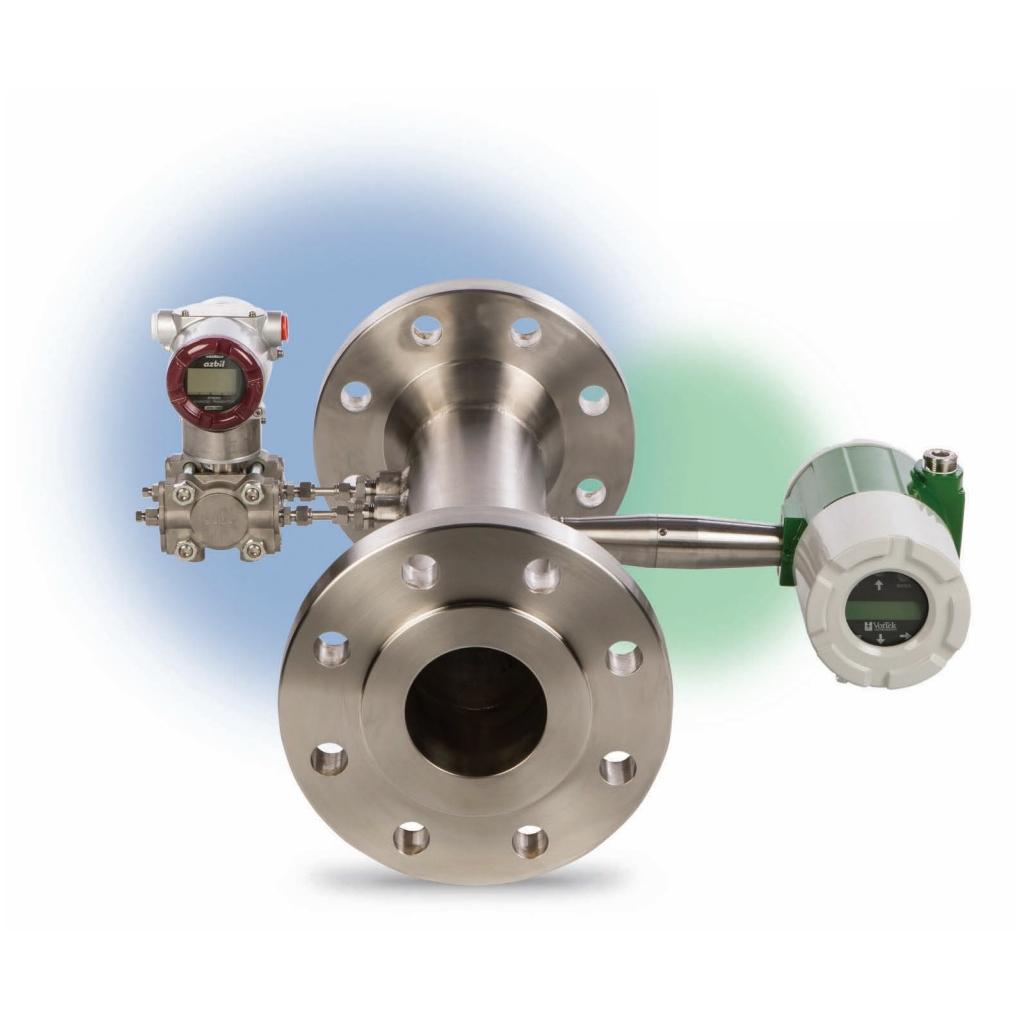 VorCone Flowmeter: Model MVC Mass VorCone Meter