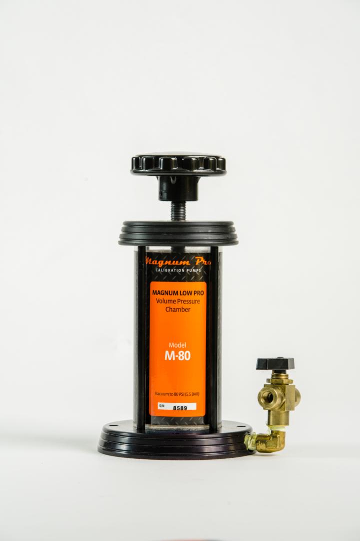 Magnum Low Pro Volume Pressure Chamber M-80
