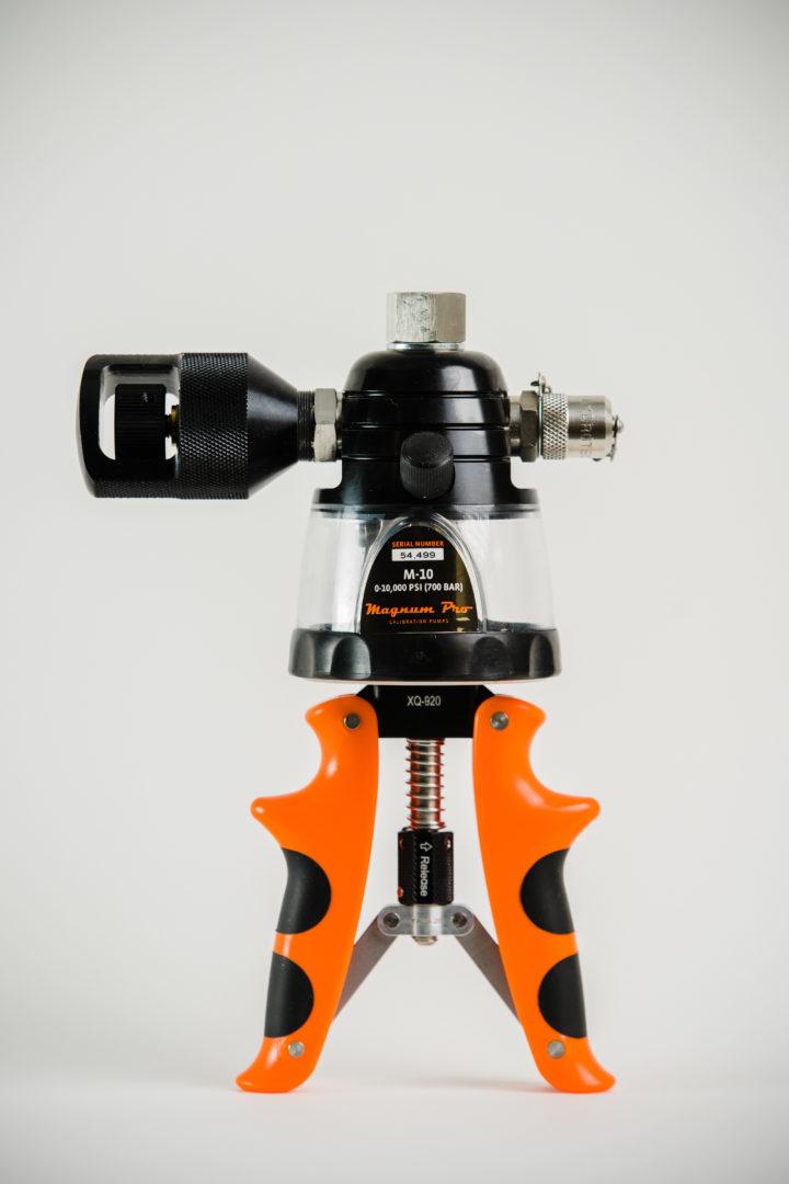 M-10 Hydraulic Calibration Hand Pump