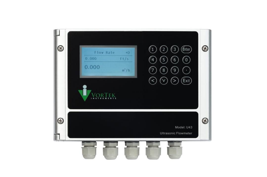 SonoPro Water Series Ultrasonic Flow Meter (Model U43)