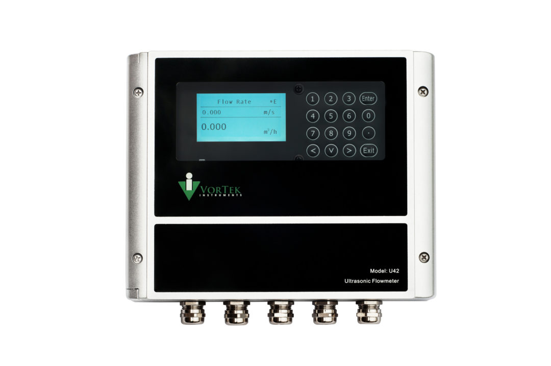 SonoPro Commercial Series Ultrasonic Flow Meter (Model U42)